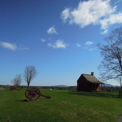 Photo taken at Saratoga National Historical Park by Shige on 4/21/2013