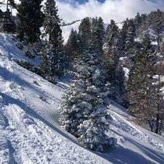 Photo taken at Bear Mountain Ski Resort by Ara Z. on 2/9/2013