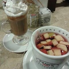 Photo taken at Fran's Café by Paula T. on 5/31/2013