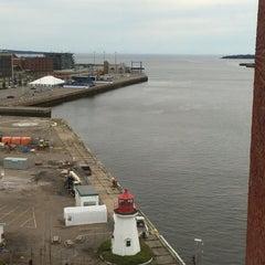 Photo taken at Hilton Saint John by Tim on 8/13/2014