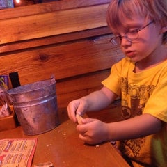 Photo taken at Texas Roadhouse by Charlie J. on 6/16/2013
