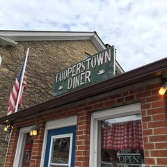 Photo taken at Cooperstown Diner by Matt W. on 9/22/2015