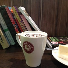 Photo taken at Coffee Life by Anna T. on 11/24/2012