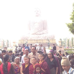 Photo taken at Great Buddha Statue by Valerie M. on 12/21/2013