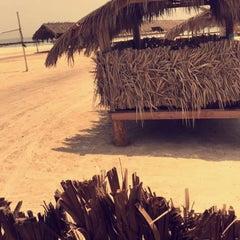 Photo taken at Al Dar Island by N B. on 7/29/2015