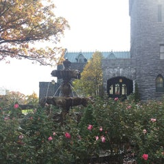 Photo taken at The Castle on the Hudson by Jenny M. on 10/31/2015