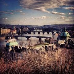 Photo taken at Letenské sady   Letná Park by Serge_at on 4/14/2013