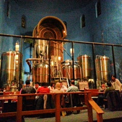 Photo taken at The Church Brew Works by Darin M. on 4/6/2013