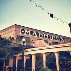 Photo taken at Manning's by Luis V. on 3/3/2013