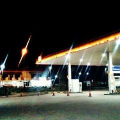 Photo taken at SPBU Shell by Verdi B. on 12/5/2012