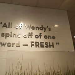 Photo taken at Wendy's by Jessica J. on 9/18/2015