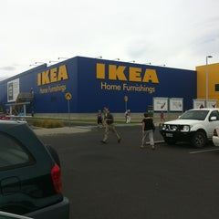 Photo taken at IKEA by Bruce M. on 1/12/2013