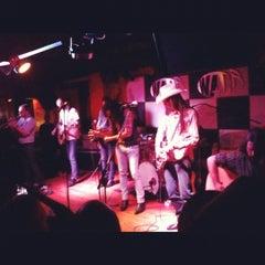 Photo taken at Wah Wah Club by Marc O. on 11/16/2012