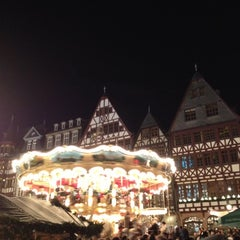 Photo taken at Frankfurter Weihnachtsmarkt by Kai H. on 11/30/2012