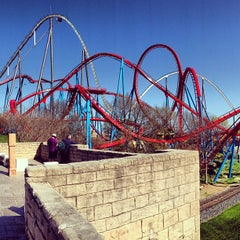 Photo taken at PortAventura Park by Ivan T. on 3/31/2013