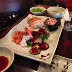Photo taken at Kanda Sushi Bar by Pascal D. on 5/8/2013