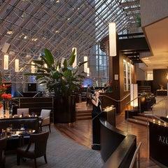 Photo taken at Azure Restaurant & Bar by Azure Restaurant & Bar on 8/3/2015
