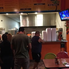 Photo taken at Tacos Ensenada by Billy C. on 10/29/2014