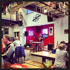 Photo taken at Ska Brewing Co. World Headquarters by Valerie R. on 2/16/2013