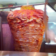 Photo taken at Tacos El Gordo by Jaena Rae on 3/29/2013