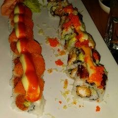 Photo taken at Zest Sushi & Tapas Bar by Mike B. on 11/8/2014