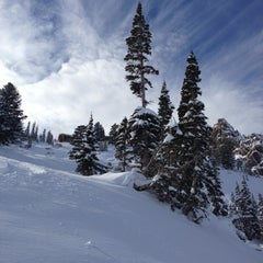 Photo taken at Snowbasin Resort by Creighton G. on 10/27/2012
