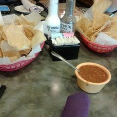 Photo taken at Ninfa's Mexican Restuarant by Moni L. on 9/26/2013