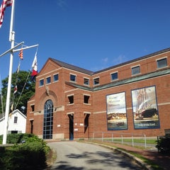 Photo taken at Maine Maritime Museum by Greg S. on 8/23/2014