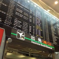 Photo taken at 成田国際空港 第2ターミナル (Narita International Airport - Terminal 2) by Toshiharu M. on 3/8/2013