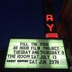 Photo taken at Clay Theatre by Eric on 6/12/2013
