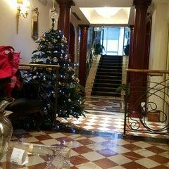 Foto scattata a Hotel Britannia Roma da Pınar A. il 12/12/2015