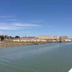 Photo taken at San Quentin State Prison by Andres on 6/1/2013