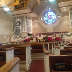 Photo taken at Bluff Park United Methodist Church by CanCan on 12/23/2012