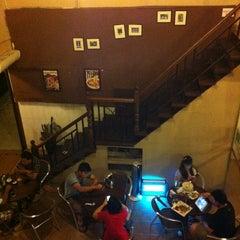 Photo taken at Bliss 33 Café by Benjamin O. on 10/18/2012
