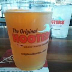 Photo taken at Hooters by Kathleen B. on 6/23/2013