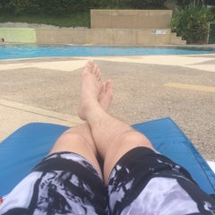 Photo taken at Royal Crown Hotel And Palm Spa Resort Phuket by Aleksandr H. on 8/25/2015