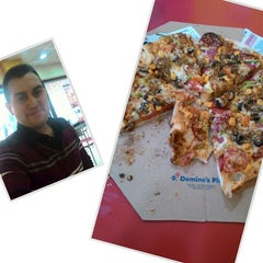 Photo taken at Domino's Pizza by Ömerr D. on 2/7/2016