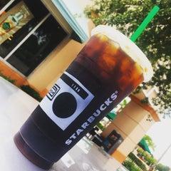 Photo taken at Starbucks by Jordan R. on 8/2/2015
