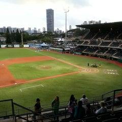 Photo taken at Les Murakami Stadium by Ron S. on 3/10/2013