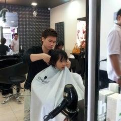 Photo taken at Hair Secret Saloon by faridatul zahara m. on 12/1/2012