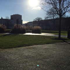 Photo taken at Imperial Gardens by Kevin R. on 1/18/2015
