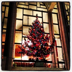 Photo taken at Lincoln Center for the Performing Arts by Richard C. on 12/16/2012