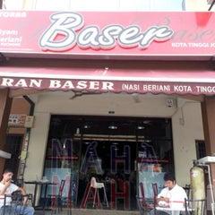 Photo taken at Restoran Baser by Fizawan Z. on 8/17/2015