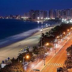 Photo taken at Avenida Beira Mar by José M. on 12/29/2012