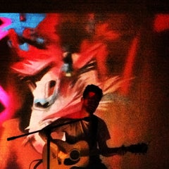 Photo taken at The Invisible Hand Gallery by Adam S. on 4/22/2013