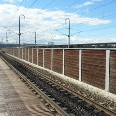 Photo taken at Gare SNCF d'Avignon TGV by Charles L. on 5/3/2013