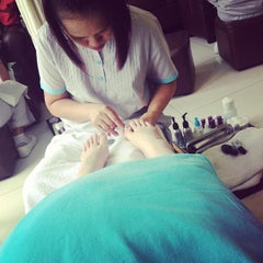 Photo taken at Nail Spa by Kristine C. on 7/30/2013