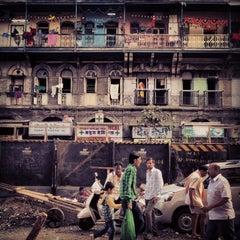 Photo taken at Chor Bazaar (Thieves' Market) by Sandra A. on 11/5/2013