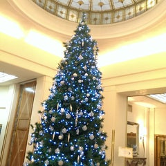 Photo taken at Hotel Artemide by Janine O. on 12/20/2014
