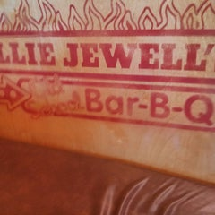 Photo taken at Willie Jewell's Old School Bar-B-Q by Darko A. on 10/12/2013